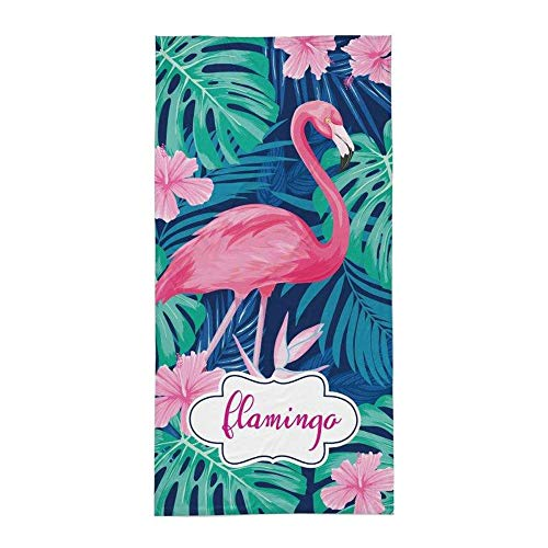 TDI Roman Kolodziejczyk Tropical Flamingo Toalla de playa