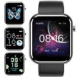 jpantech Smartwatch Orologio Fitness Uomo Donna Impermeabile IP68 Smart Watch Cardiofrequenzimetro...