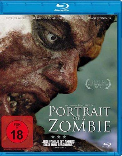 Portrait of a Zombie (2012) ( ) (Blu-Ray)
