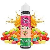 Tentation Candy - Druginbus - Liquideo E-Liquid | 50ML | Sin Nicotina: 0MG | 60VG/40PG | E-Liquido para Cigarrillos Electronicos | Vaper | E Cigarette | E Shisha