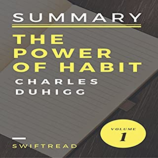 Summary: The Power of Habit by Charles Duhigg audiobook cover art