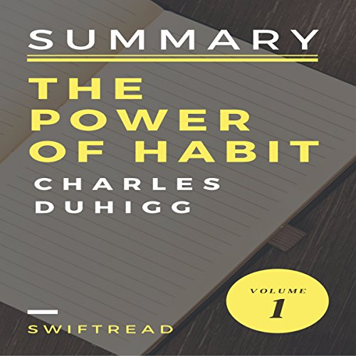 Summary: The Power of Habit by Charles Duhigg cover art
