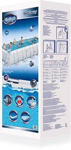 Bestway Frame Pool Power Steel Set 732x366x132 cm - 3
