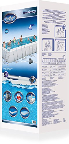 Bestway Frame Pool Power Steel Set 732x366x132 cm - 3
