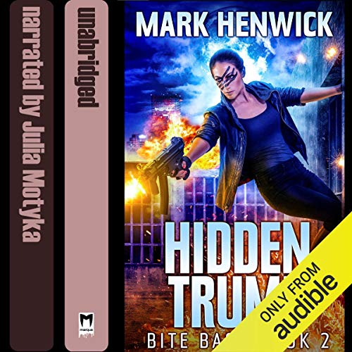 Hidden Trump audiobook cover art