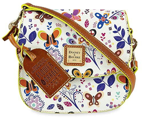 Disney Epcot Flower & Garden Festival 2019 Crossbody Bag by Dooney & Bourke