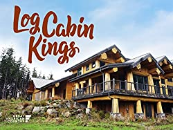 Image: Watch Log Cabin Kings | Master craftsmen and artisans create log homes for clients worldwide