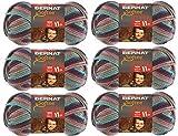 Bernat 161129-29121 Softee Chunky Ombre Yarn -...