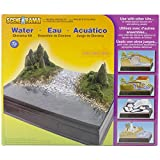 Woodland Scenics cartón Diorama Kit Agua