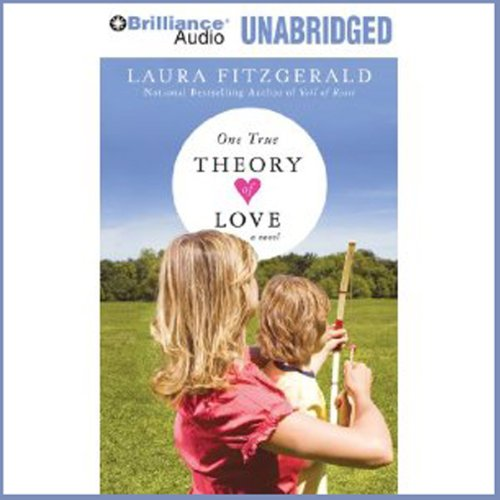 One True Theory of Love audiobook cover art