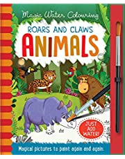 Copper, J: Roars and Claws - Animals