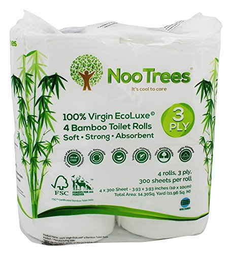 NooTrees Bamboo 3-ply...