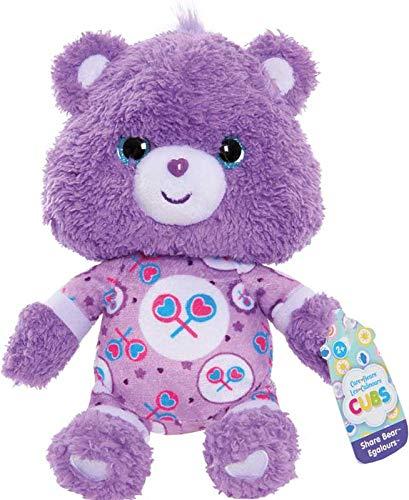 Care Bear Cubs–Bear Compartir, Aprox. 8de Bonito Arco Retro Osos, Limpia la Lluvia.