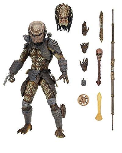 Predator- Ultimate City Hunter Figura, Color, 18 cm (NEC0NC51549)