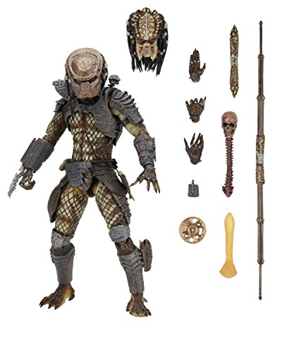 NECA - Predator 2 - 7' Scale Action Figure - Ultimate City Hunter