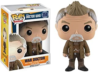 Funko POP Television: Doctor Who - War Doctor Action Figure
