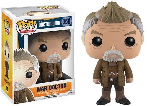 """Funko 9908 DOCTOR WHO 9908 """"POP Vinyl War Doctor Action Figure"""