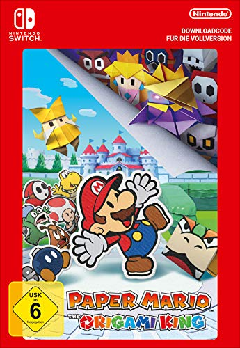 Paper Mario: The Origami King [Preload] | Nintendo Switch - Download Code