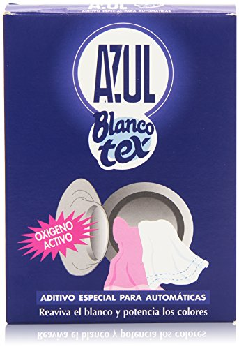 Azul - Blancotex - Aditivo especial para automáticas - 12 sobres