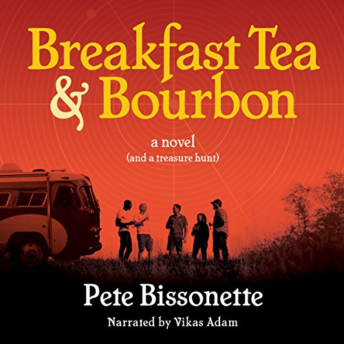 Breakfast Tea & Bourbon audiobook cover art