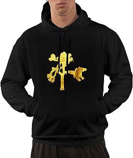 NA Men U2 - Joshua Tree Black Hooded Sweatshirt