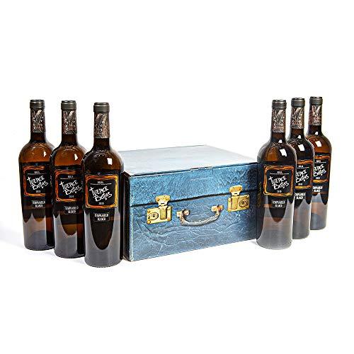 Vino Blanco Rioja Tuercebotas Tempranillo | 6 Botellas