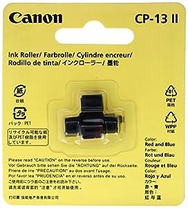Rodillo tinta Canon CP-13 II negra para calculadora impresora