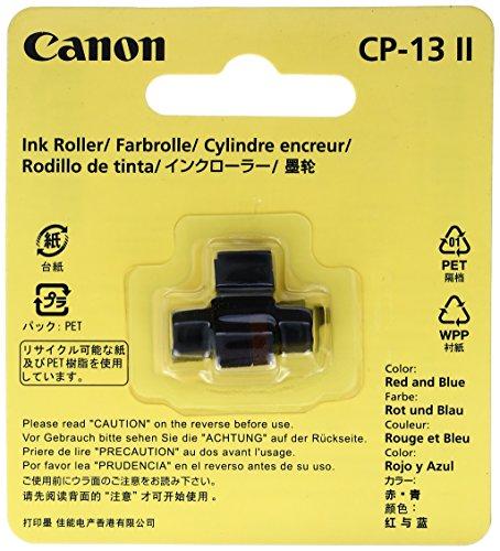 Rodillo tinta Canon CP-13 II negra calculadora impresora