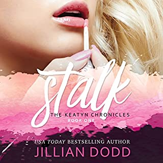 Stalk Me audiobook cover art