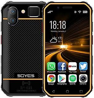 JUNSHEN SmartPhone Electronic Communication Device JUNSHEN SOYES S10 3GB+32GB, Dual Back Camera, Face ID & Fingerprint Ide...