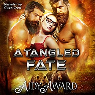 A Tangled Fate: A Bear-Shifter and Curvy Girl Ménage cover art