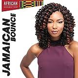 [5PACKS DEAL] SENSATIONNEL JAMAICAN BOUNCE 26' AFRICAN COLLECTION CROCHET BRAID (1B)