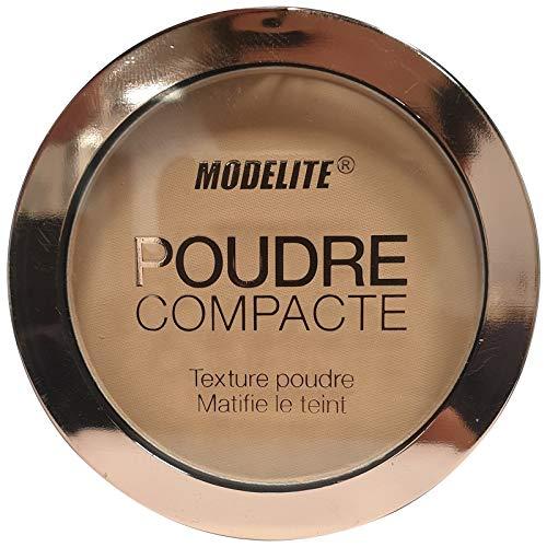 Poudre compacte pour le maquillage, matifiante, couleur sable, 10 gr