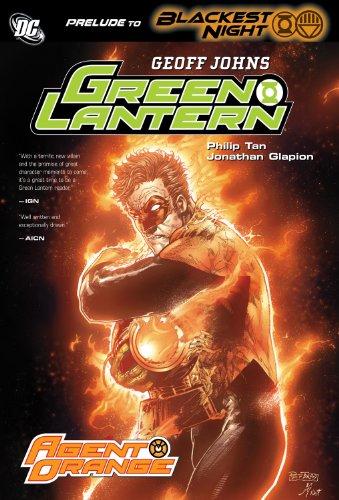 Green Lantern: Agent Orange (Blackest Night) (English Edition)