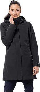 Jack Wolfskin Damen Ottawa Coat Wasserdichter 3in1 Mantel