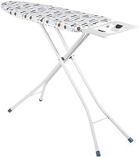 Ironing Boards CDingQ Grande couverture légère et moderne en métal robuste pour coudre, buanderie, housse en coton imprim...