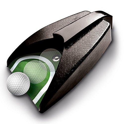 Longridge Retourneur de putt automatique golf Noir