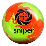 Motiv Hyper Sniper Bowling Balls, Orange/Neon Green, 15 lb