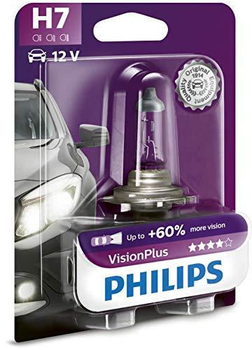 Philips 681417 VisionPlus 60% H7, 12 V, 55 W