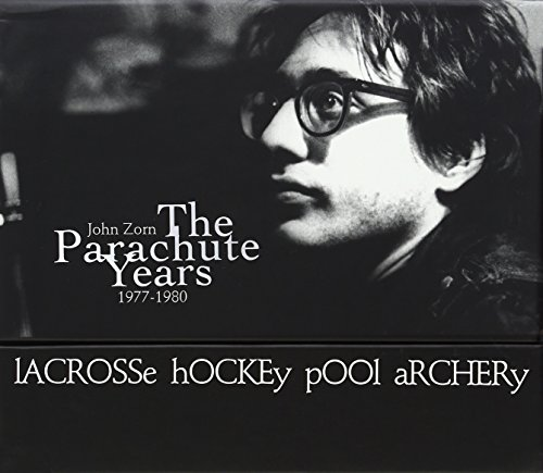 The Parachute Years, 1977-1980: Lacrosse, Hockey, Pool, Archery [7-CD Set]