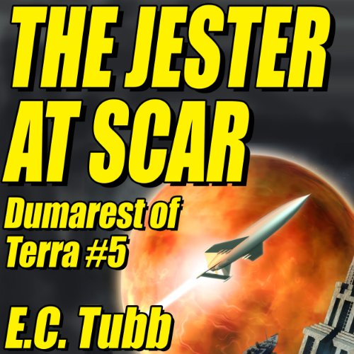 The Jester at Scar audiobook cover art