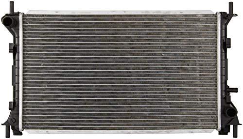 02 ford focus radiator - 9