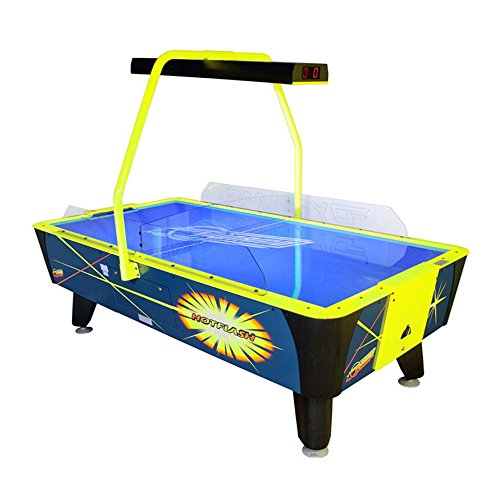 Cheapest Prices! Valley-Dynamo Hot Flash 2 8 Foot Air Hockey Table