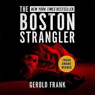 The Boston Strangler audiobook cover art