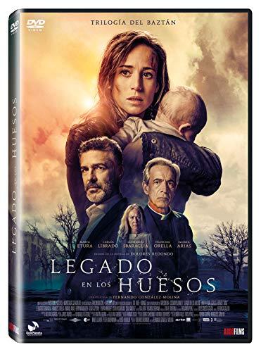 Legado en los Huesos -DVD