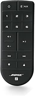 Bose SoundTouch 10/20/30 Portable Series III Wireless Music System Remote Control (Black / 355239-0040)