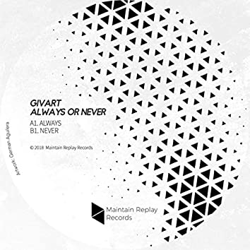 Always Or Never EP