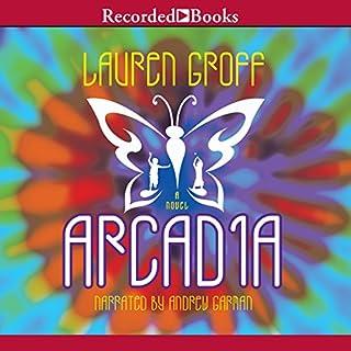Arcadia audiobook cover art