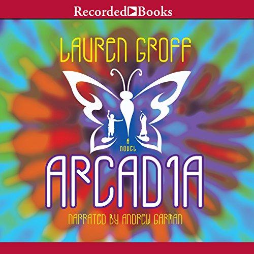 Page de couverture de Arcadia