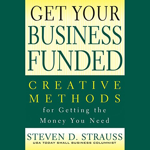 Get Your Business Funded audiobook cover art